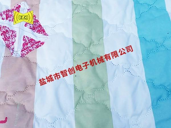 上海压花机布样厂家