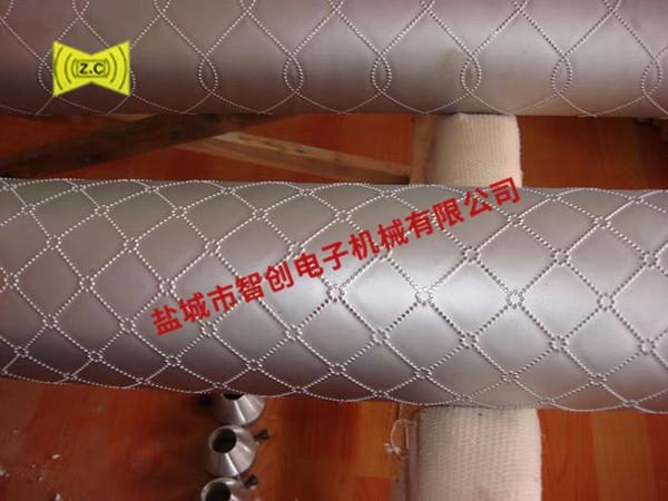 上海超声波压花辊安装
